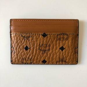MCM card wallet